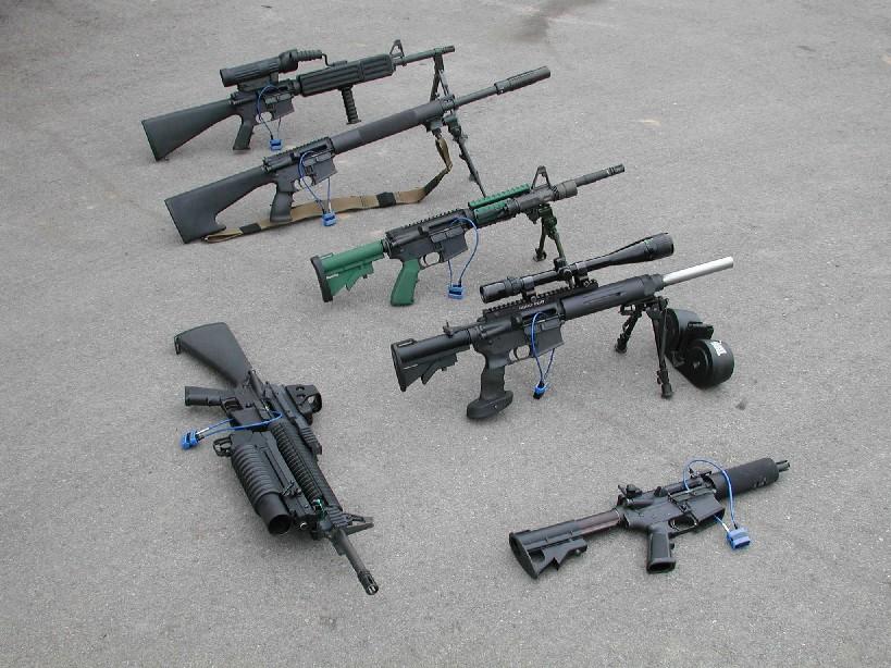 Military Sniper Rifles